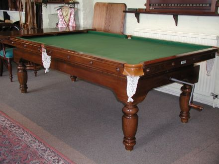 Chapman Pool Dining Table