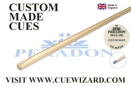 Custom Made Snooker Cues and Pool Cues