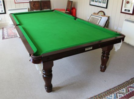 Dion Snooker Dining Table