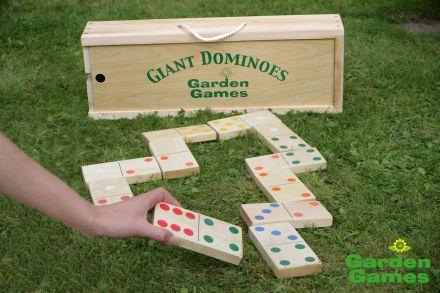 Giant Garden Dominoes