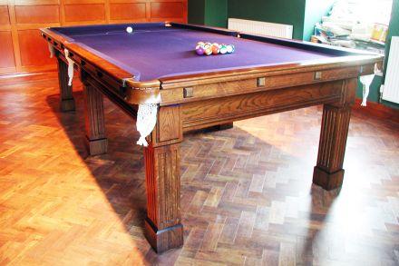 Fabio Snooker Table