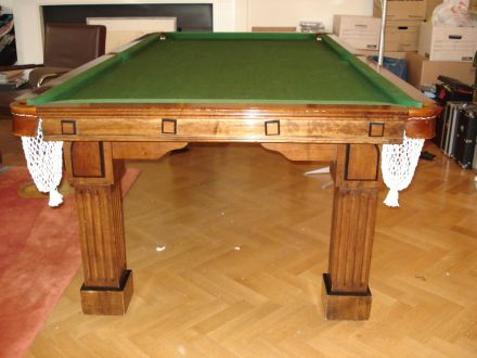 Fabio Snooker Dining Table