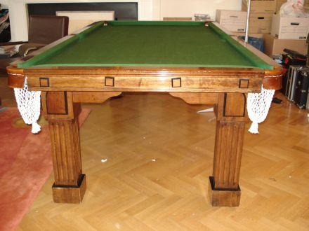Fabio Snooker Dining Table