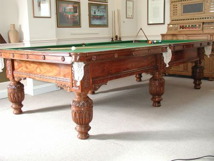 Faulkner Pool Table