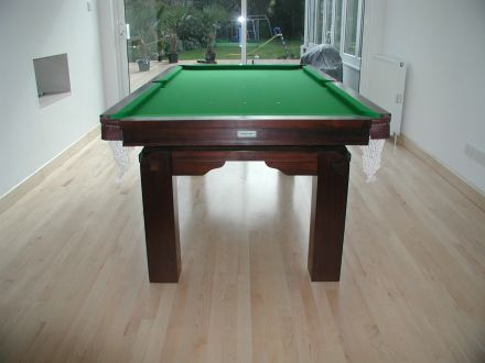 Friedman Snooker Dining Table