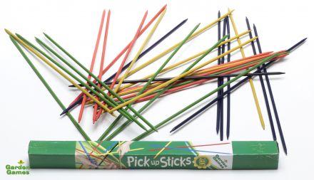 Giant Pick Up Sticks for the garden