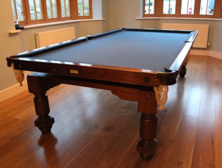 Heron Snooker Dining Table