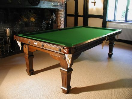 Heston Snooker Dining Table