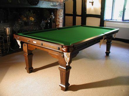 Heston Snooker Dining Table