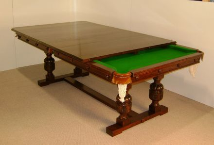 Heywood Snooker Dining Table