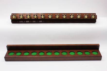 wall rack for snooker