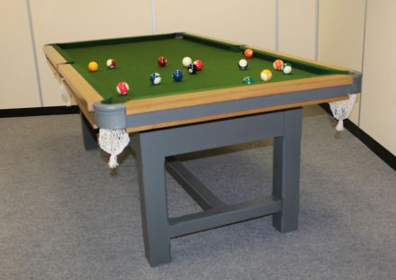 Lindo Pool Dining Table