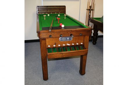 Antique Barbilliard Table