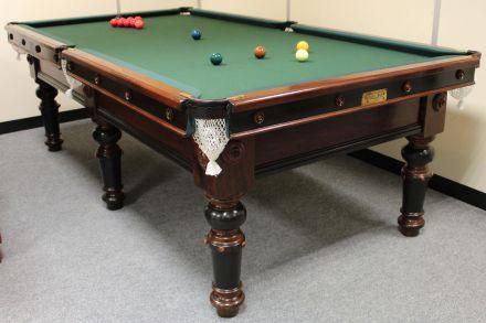 Antique Undersize Snooker Table