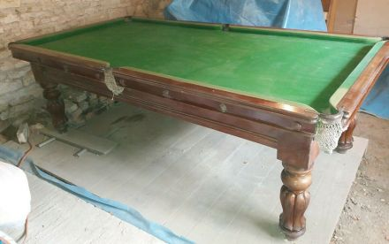 8 ft pool tables