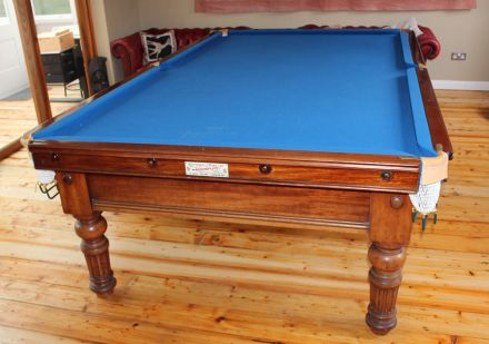 9 ft snooker tables