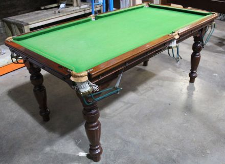 6ft snooker tables