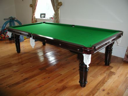 Monterio Snooker Dining Table