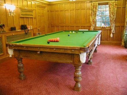 Osbourne Snooker Table