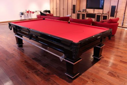 Ojjeh Snooker Table