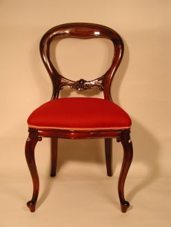 Cabriole Leg Dining Chair