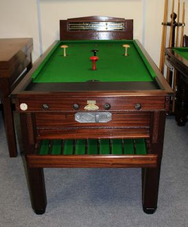 bar billiard table for sale