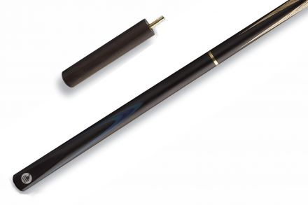 3/4 jointed snooker cue