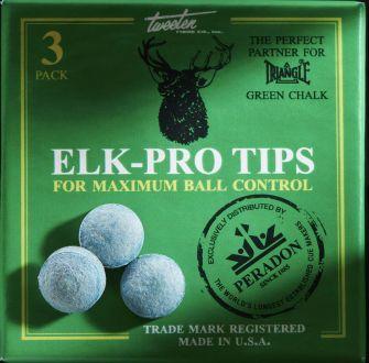 Elk Pro Cue Tips