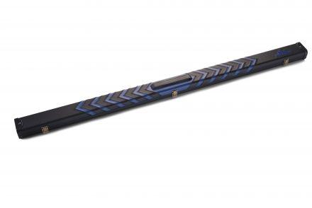 Black & blue Arrow Clubman Cue Case
