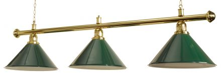 Brass Pool Light