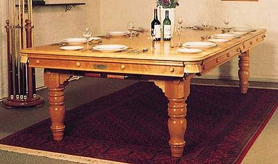 Sala Snooker Dining Table