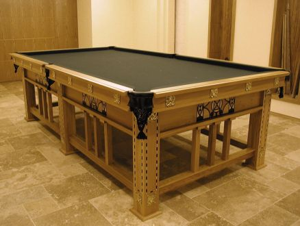 Schaefer Pool Table