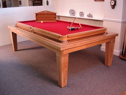 Sims Snooker Dining Table
