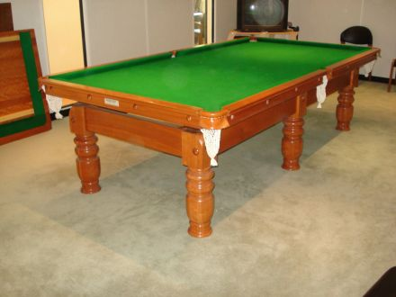 Stevenson Snooker Table