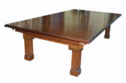 American pool dining table