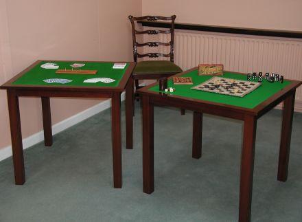 Handmade Card Table