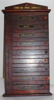 (SB236) Mahogany Lifepool Scoreboard