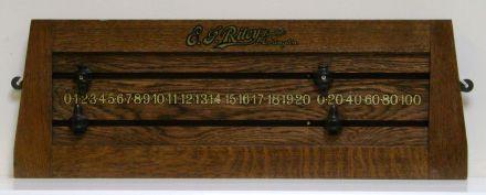 Riley Scoreboard