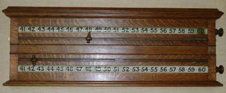 Oak Roller Board