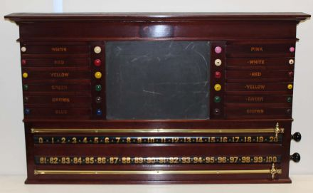 Snooker Life Pool Board