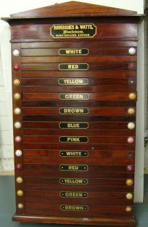 Burroughes & Watts Lifepool Board