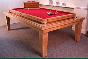 Benefits of owning a snooker dining table