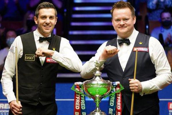 Mark Selby defeats Shaun Murphy to win fourth World Snooker Championship title