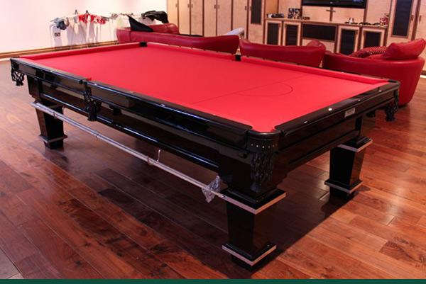 Benefits of owning a snooker table