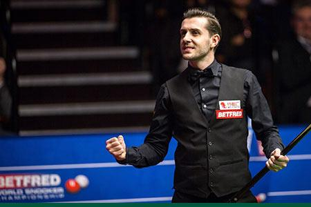 Mark Selby defeats Martin Gould to win his first European Masters title