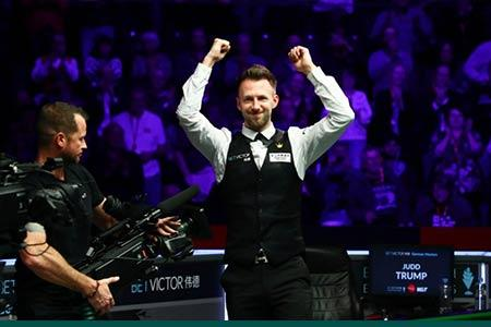 Judd Trump wins German Masters title after defeating Neil Robertson
