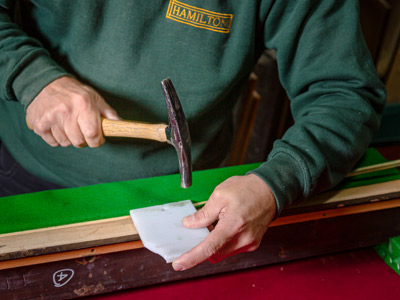 snooker table restoration