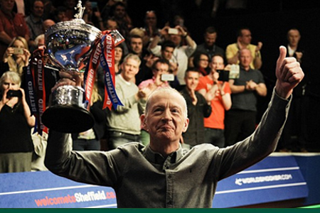 Steve Davis — An Era Is Over
