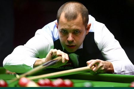 Barry Hawkins Is 2017 Ladbrokes World Grand Prix Champion
