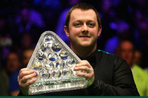 Mark Allen Crowned Masters Champion 2018